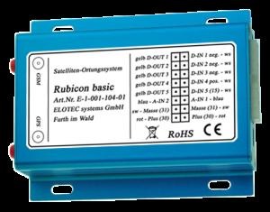 Fahrzeugortungsgerät Rubicon Basic