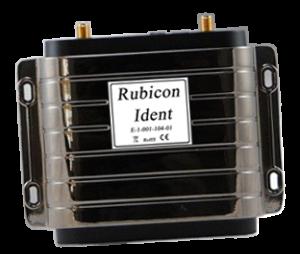 Fahrezugortungsgerät Rubicon Ident mit optionaler Mitarbeiteridentifizierung